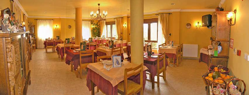 Posada La Anjana - Restaurant