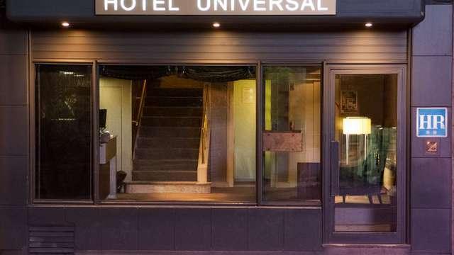 Hotel Universal Santiago Centro
