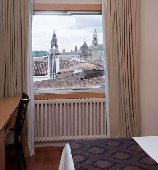 Hotel Universal Santiago Centro - Chambre standard