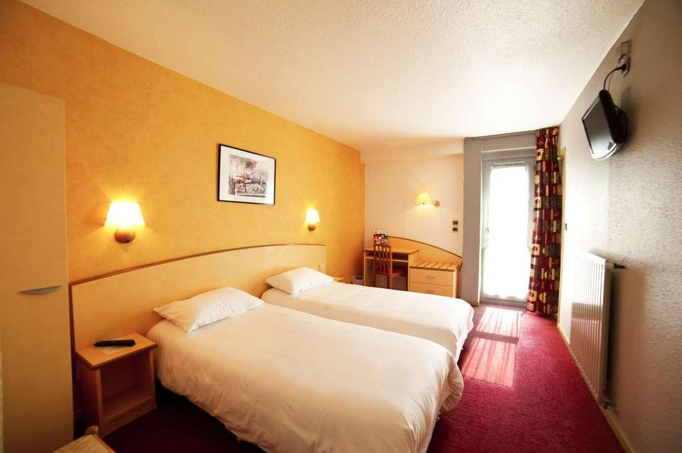 Hotel The Originals Lyon Est Éclipse (ex Inter-Hotel) - 7Chambre_Twin_Hotel_Eclipse_Decines.JPG