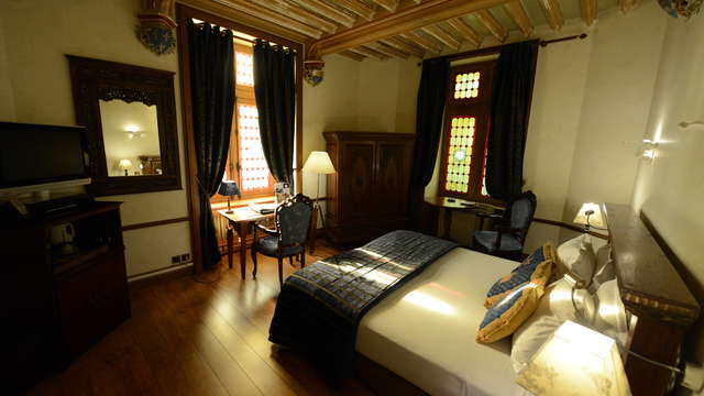 Chateau Hotel du Boisniard - ChateauduBoisniard ChmabreSup