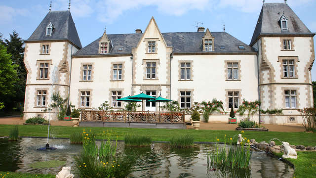Chateau Hotel du Boisniard - ChateauduBoisniard Facade