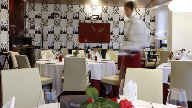 cena 3 platos