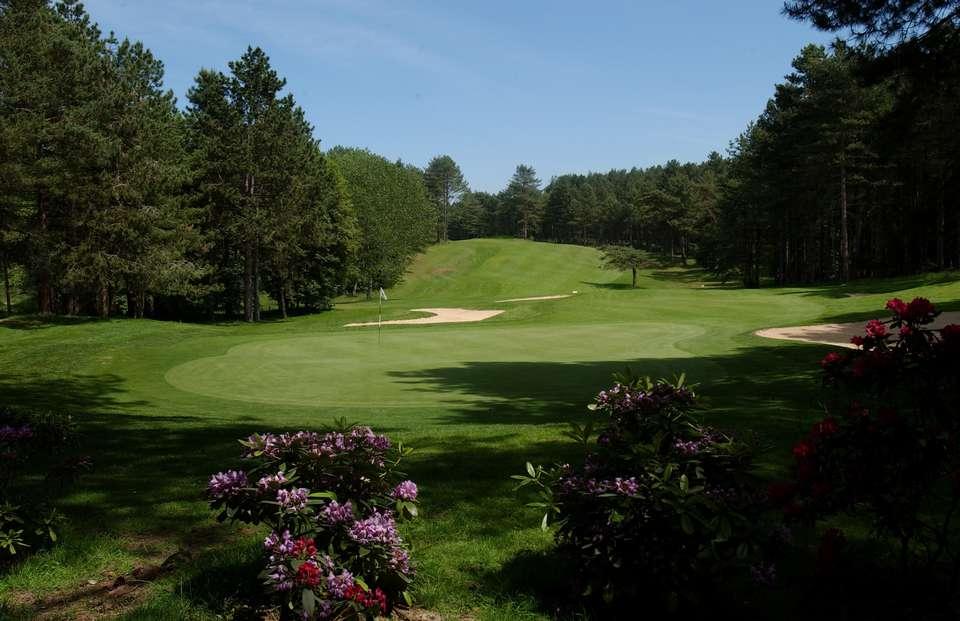 Najeti Hôtel du Parc - Golf