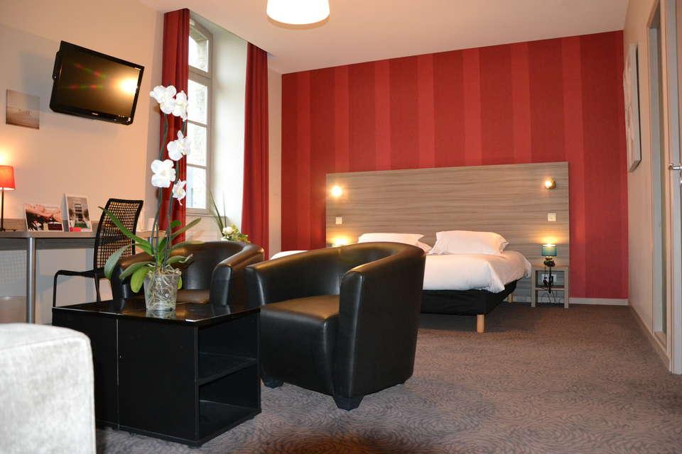 Hôtel Le Connetable - Suite