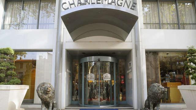 Hotel Charlemagne - DSC