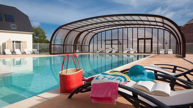 Vacanceole Domaine de la Corniche Deauville Sud - corniche