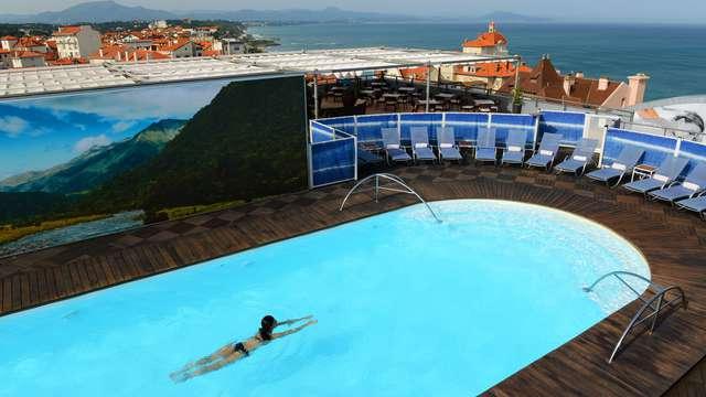 Radisson Blu Hotel Biarritz - piscine