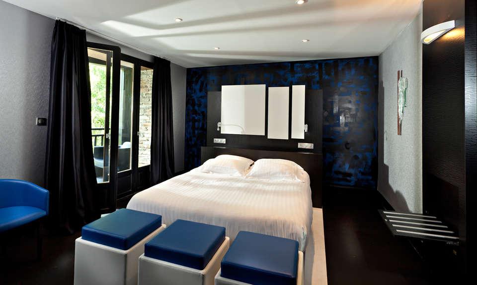 Hôtel-Restaurant Hervé Busset - Standard room
