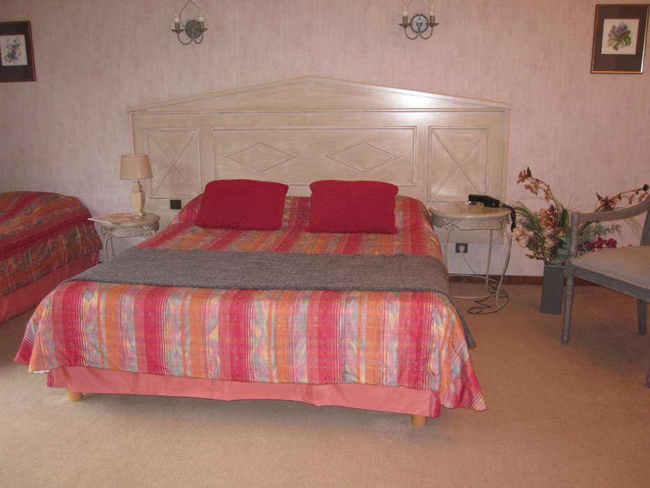 Manoir du Grand Vignoble - Chambre familiale