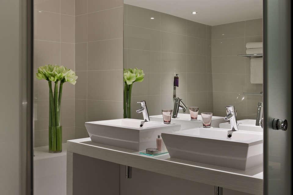 Hôtel Barrière Lille - Salle de bain