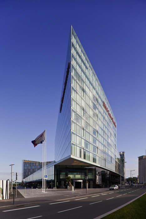 Hôtel Barrière Lille - Façade