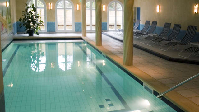 toegang tot het binnenzwembad (dag 1, dag 2 en dag 3)