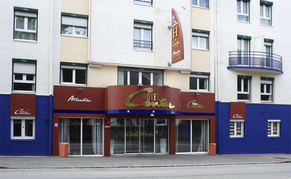 Hotel Center  - Façade