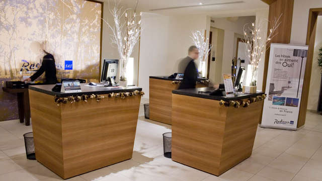 Radisson Blu Paris Marne-la-Vallee - Radisson hall