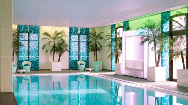 Radisson Blu Paris Marne-la-Vallee - Radisson piscine