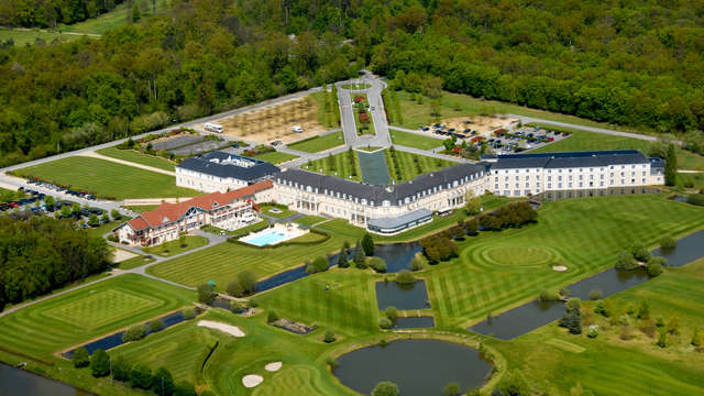 Mercure Chantilly Resort Conventions - Vue Aerienne Dolce Chantilly