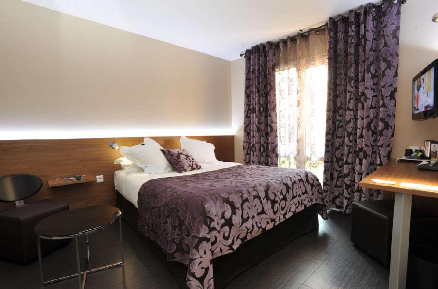 Hôtel Le Longchamp - Chambre exécutive