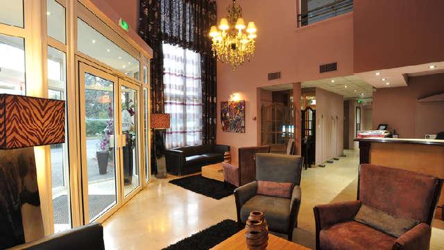 Hotel Le Longchamp