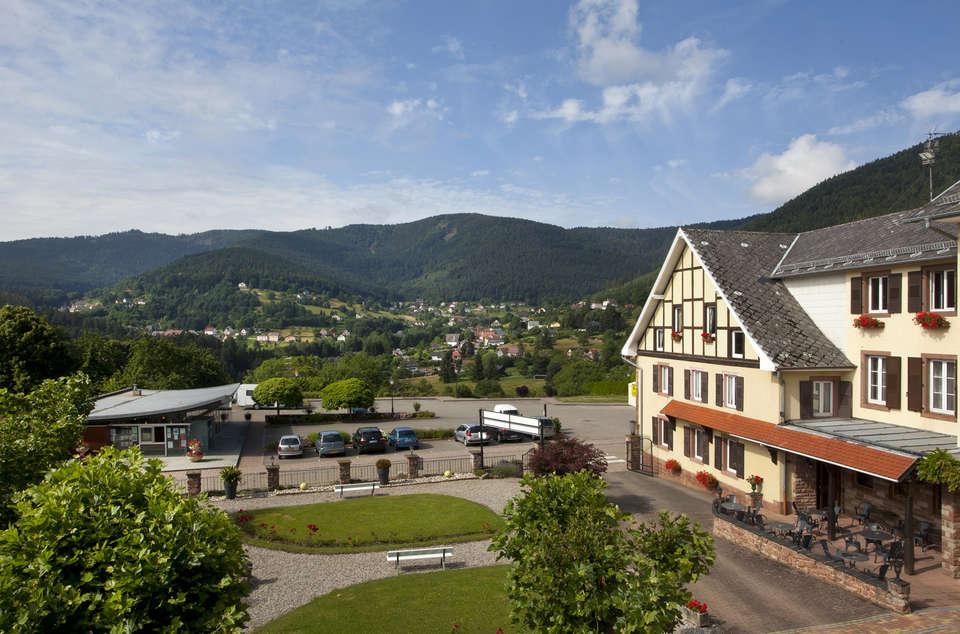 Parc Hôtel - Wangenbourg - Façade