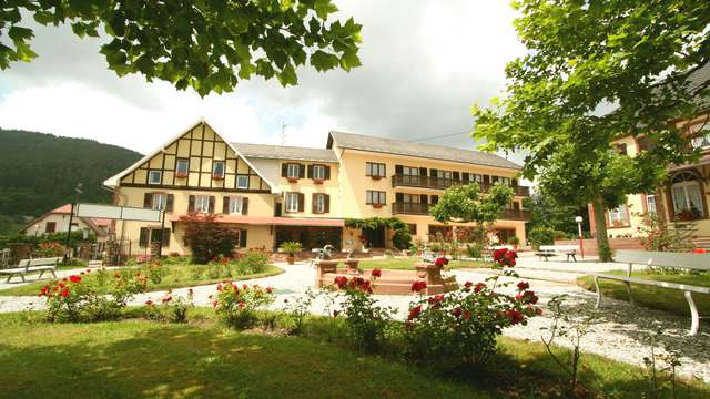 Parc Hotel - Wangenbourg