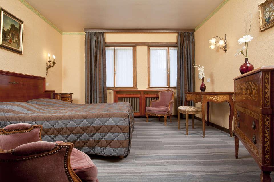 Parc Hôtel - Wangenbourg - Chambre standard