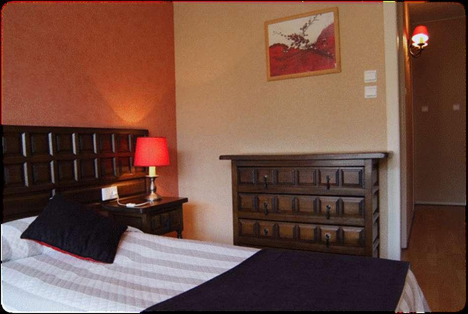 Hôtel Reine Amélie - Chambre standard