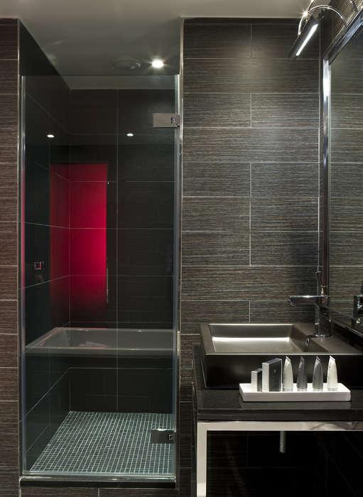 Hôtel Avenue Lodge - Salle de bain