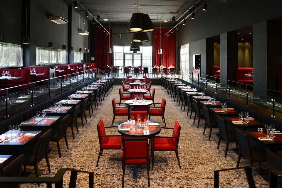 Paxton MLV - Restaurant