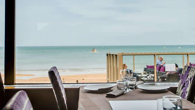 La Cremaillere Cote Mer et Hotel Cote Jardin - cremaillere restaurant