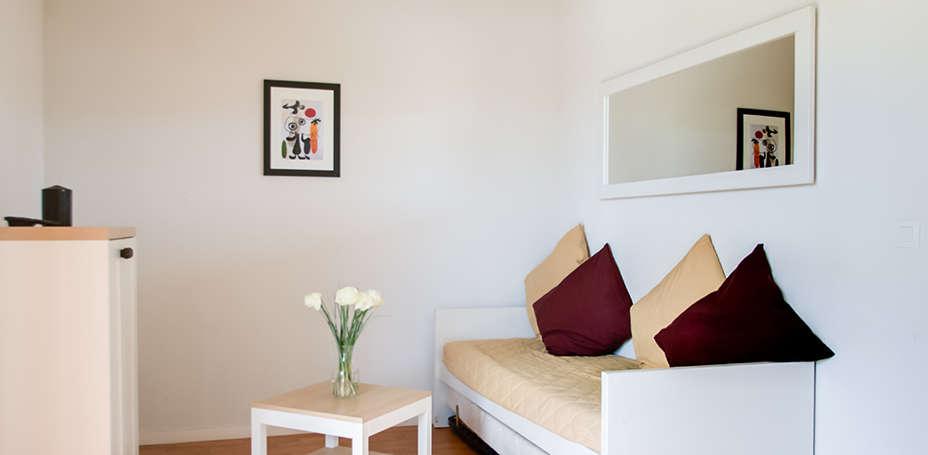 Résidence Les portes d'Honfleur - Chambre standard