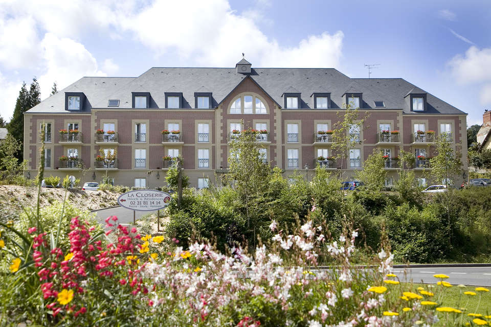 Tulip Inn Residence Honfleur  - Façade