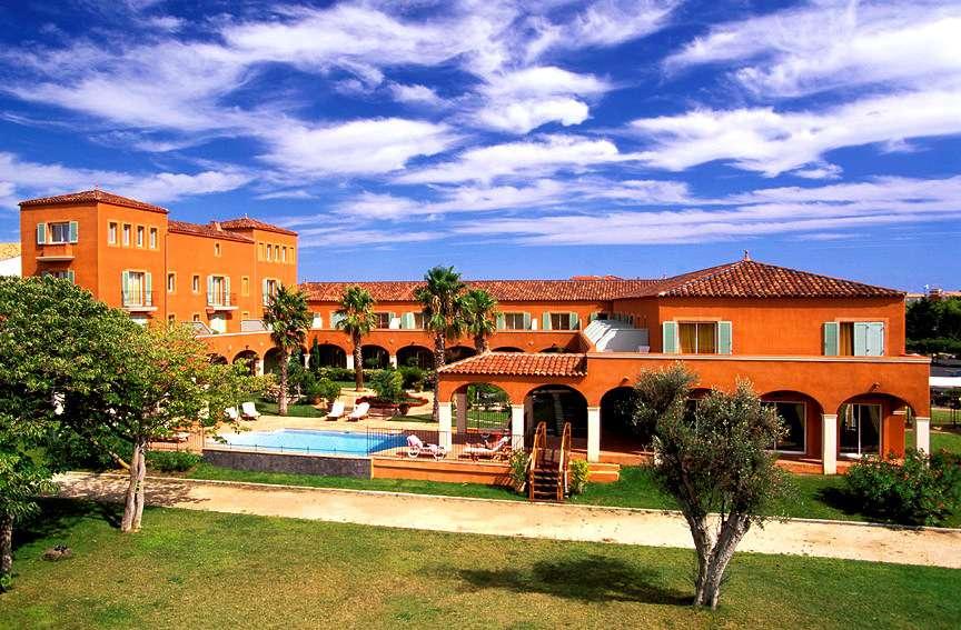 Le Palmyra Golf Hôtel - Façade