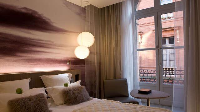 Hotel Le Grand Balcon - Le grand balcon chambre classique