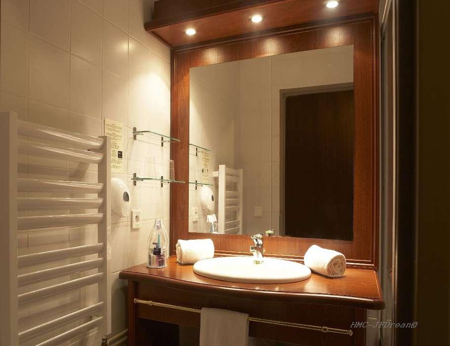 Hôtel Ker Juliette - Salle de bain standard