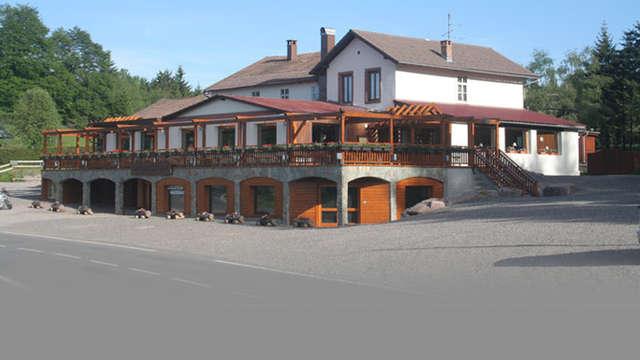 Week-end au cœur des Vosges