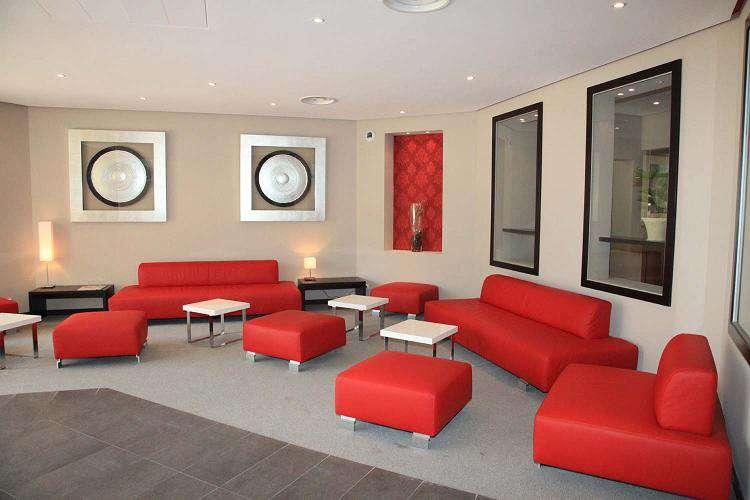 Néméa-Résidence Le Lido - Lounge