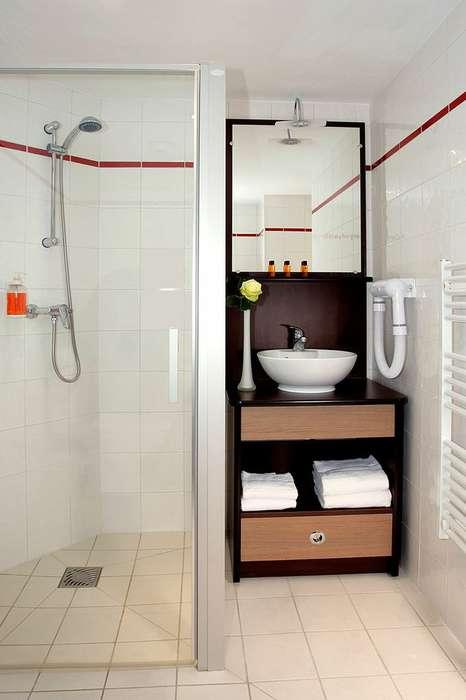 Appart'City Marseille Euromed - Standard bathroom
