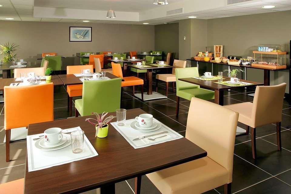 Appart'Hôtel Quimper - Breakfast