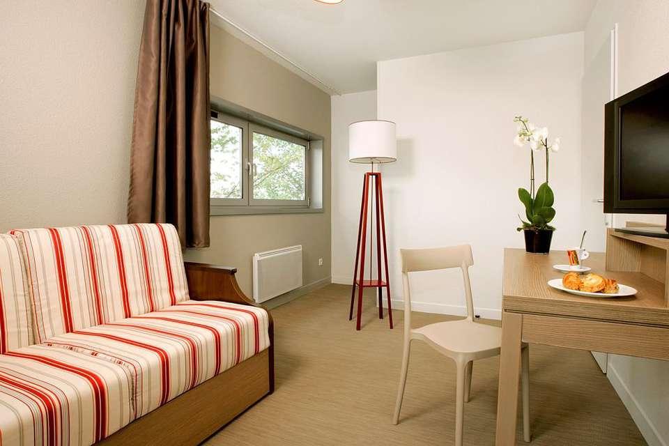 Appart'Hôtel Quimper - Seating area