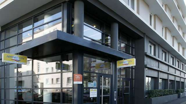Appart City Brest Place de Strasbourg