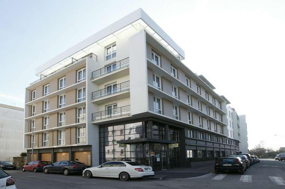 Appart'City Brest Place de Strasbourg - Front