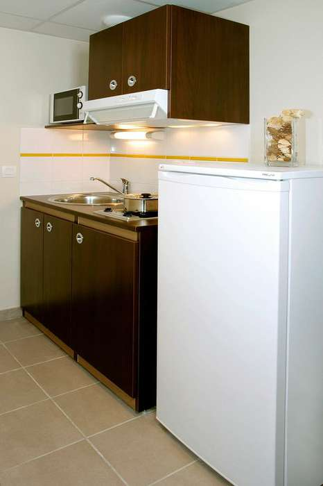 Appart'City Niort - Kitchenette