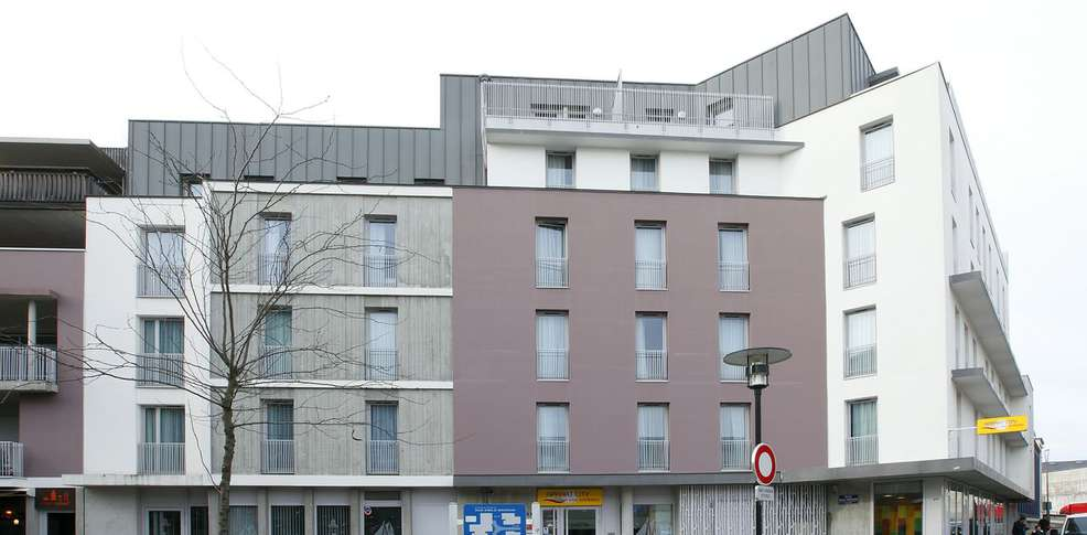 Appart city nantes cit des congr s 3 nantes frankrijk for Appart city hotel amsterdam