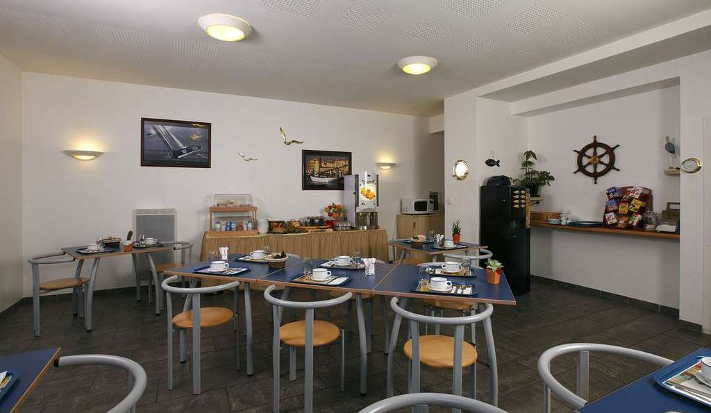 Appart'City Nantes Cité des Congrés - Breakfast