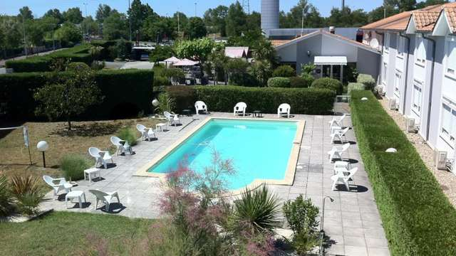 The Originals City Hotel du Phare Bordeaux Merignac Inter-Hotel