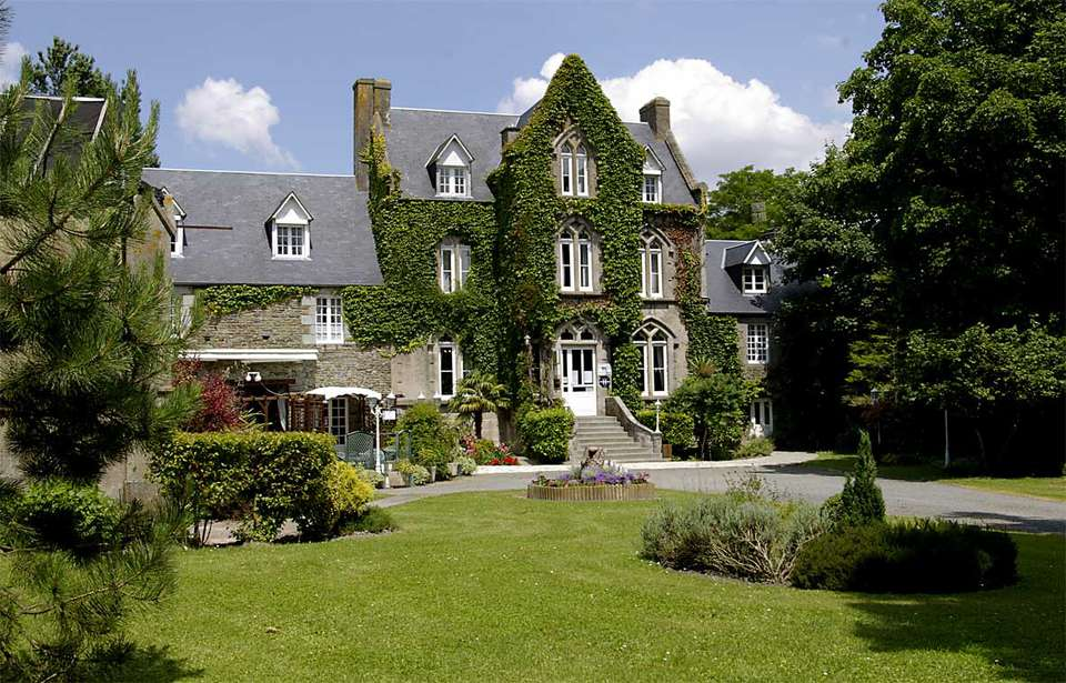 Hotel The Originals Manoir de la Roche Torin (ex Relais du Silence) - Façade
