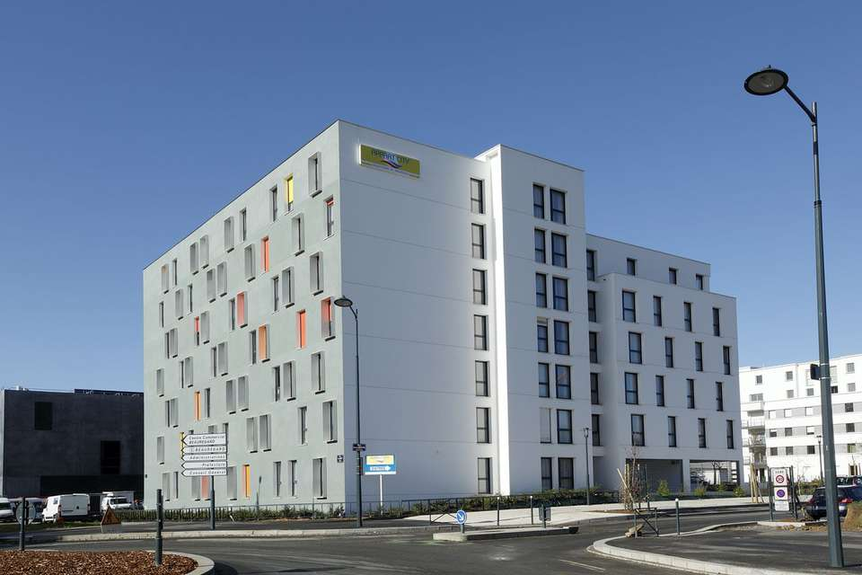 Appart'City Rennes Beauregard - Front