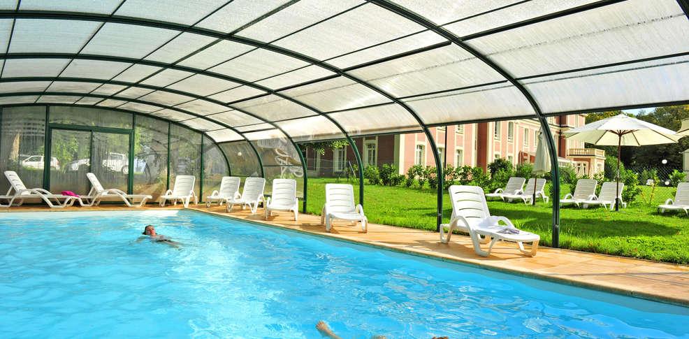 H tel r sidence les portes d 39 etretat h tel de charme - Hotel etretat piscine interieure ...