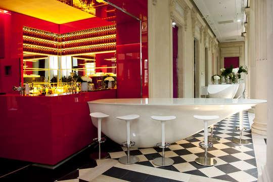 Hotel Radisson Blu Nantes - RADISSON BLU NANTES bar